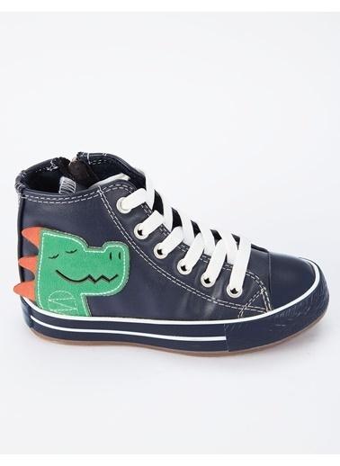 Denokids Dino Tırtırlı Erkek Çocuk Sneakers Yeşil